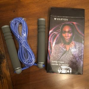 BRAND NEW EleVen Jump Rope by Venus Williams🎾